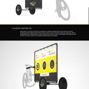 bizzonwheels ad trailer